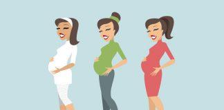 ชุดสวยสำหรับคุณแม่ท้อง