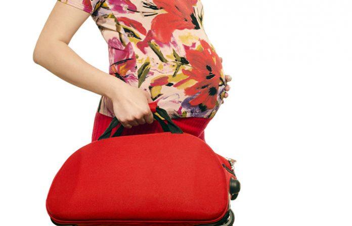 ไปเที่ยวตอนตั้งครรภ์