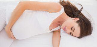 คุณแม่ตั้งครรภ์นอนท่าไหนดี