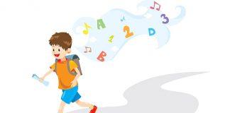 การปรับตัวของลูกเมื่อต้องเข้าโรงเรียนครั้งแรก