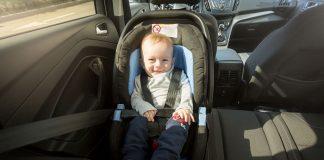 คาร์ซีท ที่นั่งที่ดีที่สุดในการเดินทางของลูกน้อย