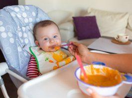 เริ่มต้นให้ลูกกินอาหารเสริมอย่างไรดี
