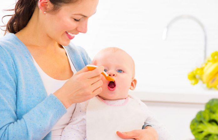 เน้นโปรตีนในอาหารเสริมของลูก