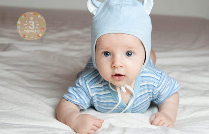 พัฒนาการเด็กวัย 3 เดือน