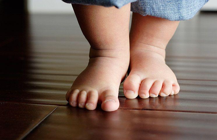 กระตุ้นการเดินของลูก