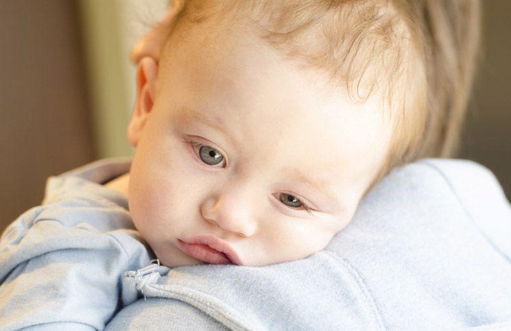 วิธีดูแลลูกเป็นหวัด