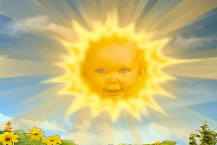 หนูน้อยพระอาทิตย์ในเทเลทับบี้