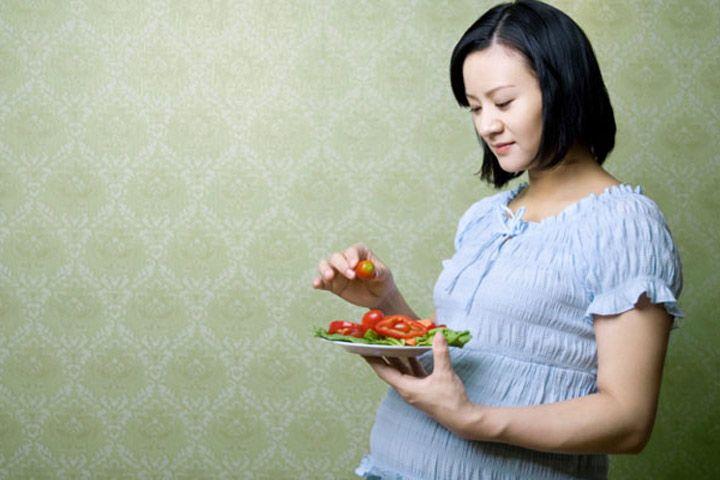 การทานอาหารของคนท้อง