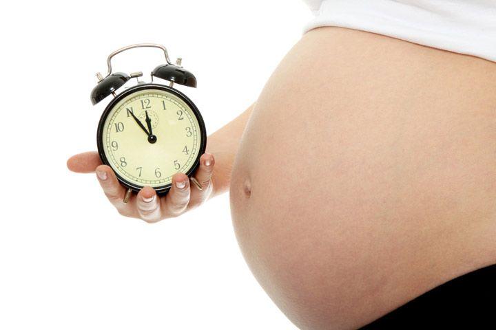 ตั้งครรภ์เกินกำหนด,คลอดเกินกำหนด
