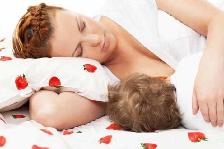 ทารกเสียชีวิตจากการนอน