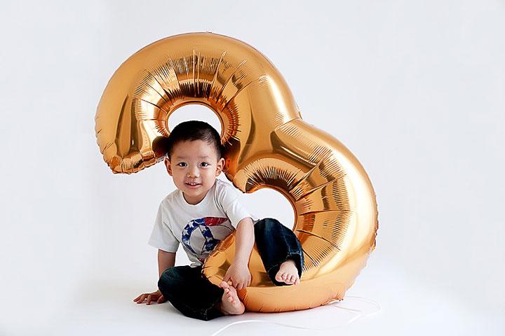 พัฒนาการเด็ก 3 ขวบ