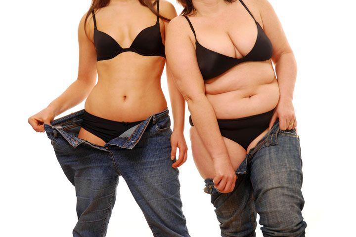 ลดความอ้วนหลังคลอด