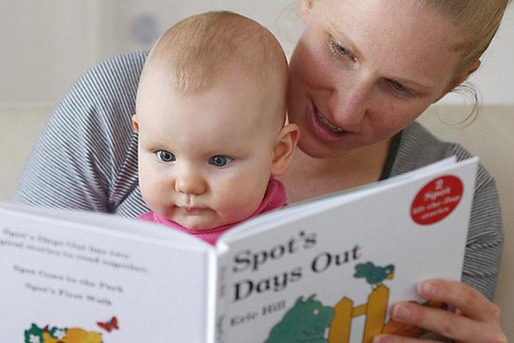 ปลูกฝังให้ลูกรักการอ่าน