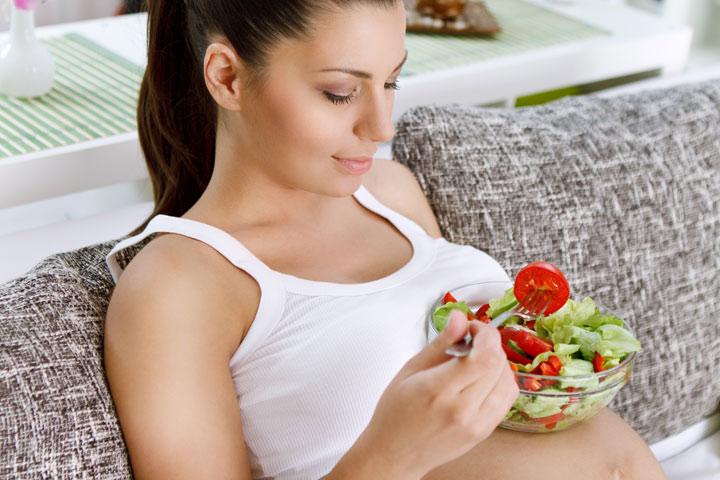 อาหารว่างคนท้อง