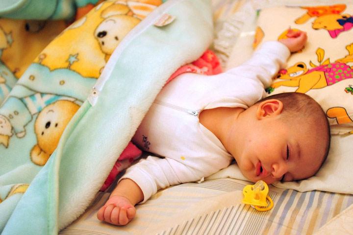 วิธีช่วยให้ลูกนอนหลับง่าย