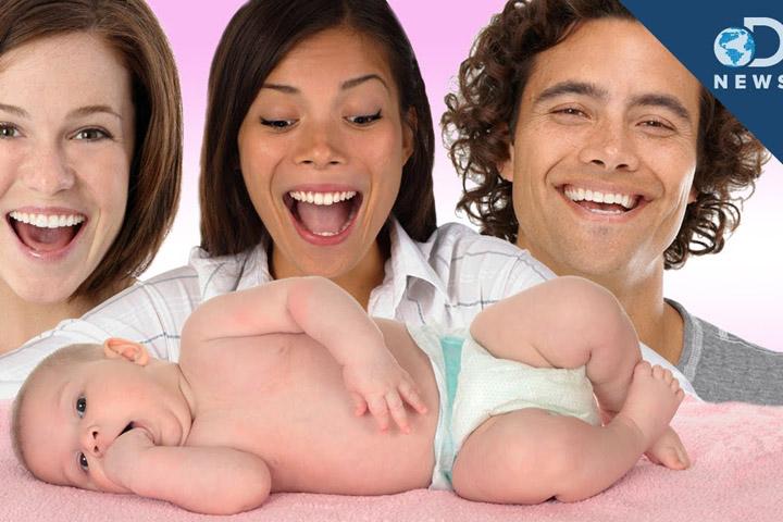 """วิธีการให้กำเนิดเด็ก """"พ่อแม่สาม 3 คน"""