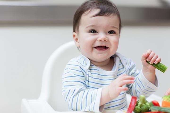 อาหารที่ไม่ควรให้ลูกวัยแรกเกิด-3 ขวบรับประทาน