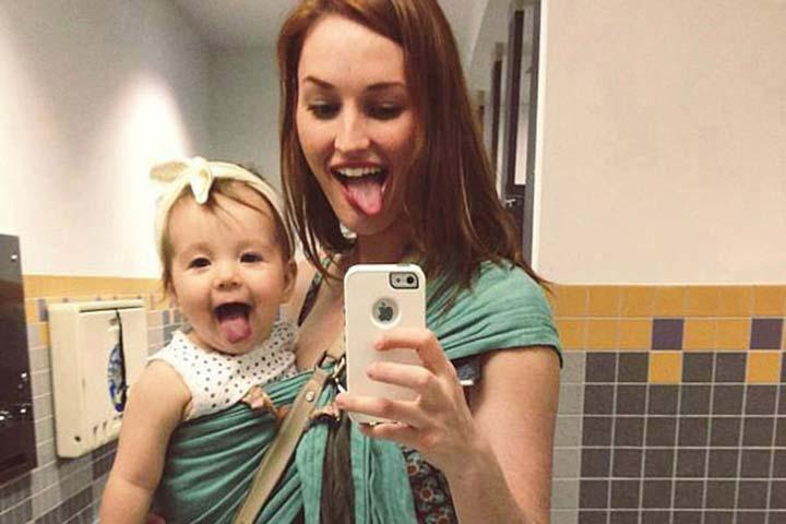 ถ่ายภาพกับลูก