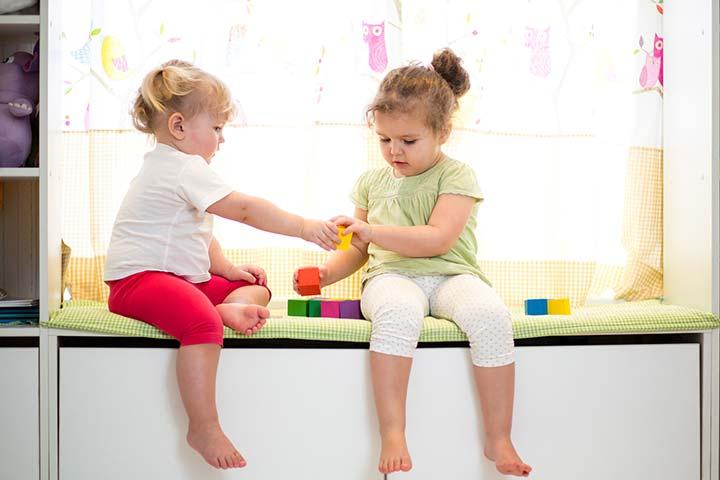 ฝึกให้ลูกเป็นเด็กมีน้ำใจ
