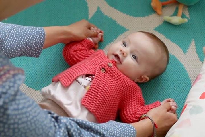 วิธีทดสอบพัฒนาการของทารก