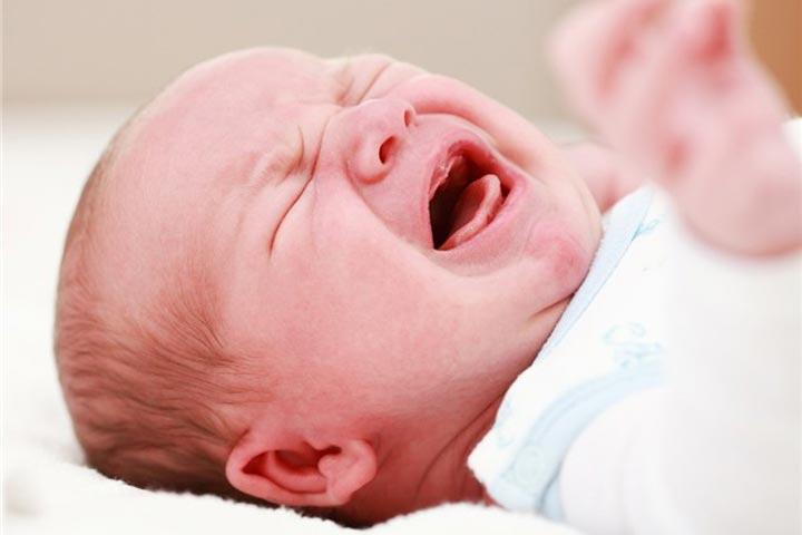 ทารกร้องไห้