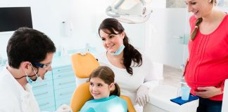 พาลูกไปหาหมอฟัน
