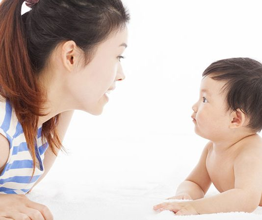 เด็กแรกเกิด-3 ปีเรียนรู้ภาษาพูดได้ดีที่สุด