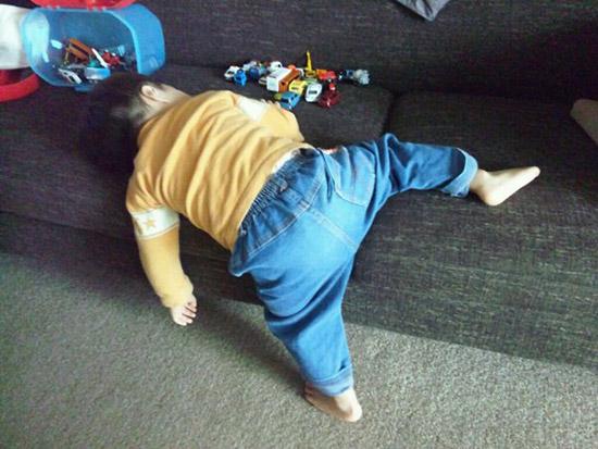 เด็กหลับ 10