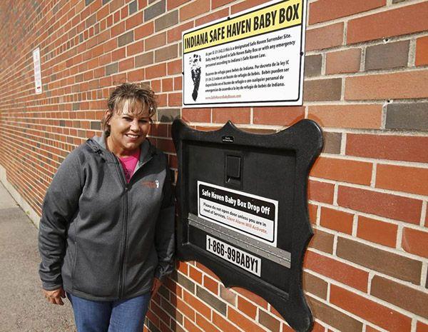 (Safe Haven Baby Box)เซฟ ฮาเว่น เบบี้ บอกซ์ หรือ กล่องปลอดภัยสำหรับใส่ทารก
