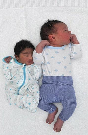 ทารกแรกเกิดน้ำหนัก 5.9 กิโลกรัม