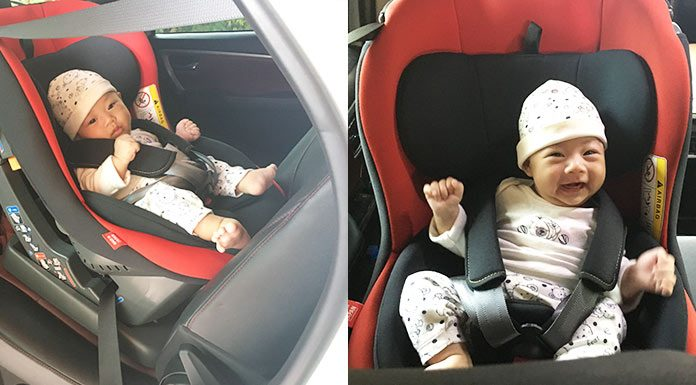 review Leaman CarSeat