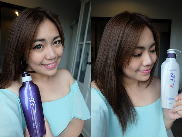 DAENG GI MEO RI VITALIZING SHAMPOO and TREATMENT